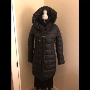 Tahari Ladies Winter Down Coat with Hood
